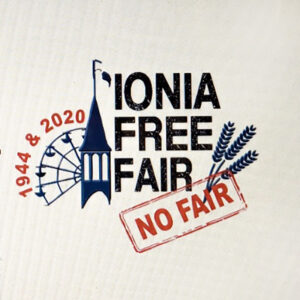 Ionia No Fair 2020 TShirt